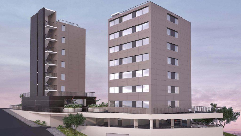 Vista Exterior Edifício Ajuda1