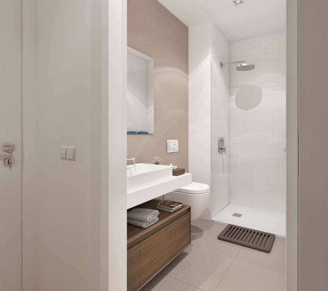 WC Suite Pequena